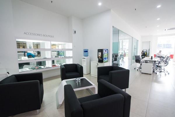 Car Showroom Design Showroom Renovation Service Centre Design