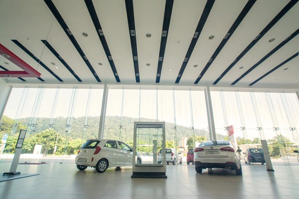 Car Showroom Design Showroom Renovation Service Centre